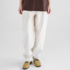 waist button detail wide pants (ivory)_(1371248)