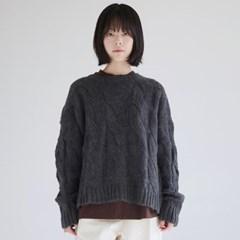 twist angora knit top (charcoal)_(1371245)