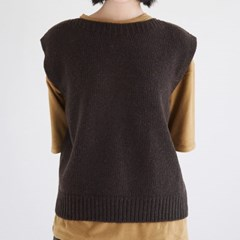 back slit point vest (3colors)_(1371241)