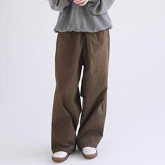 dry cotton pintuck pants (2colors)_(1371238)