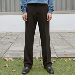 SEMI BOOTS LONG SLACKS_BLACK