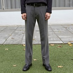 SEMI BOOTS LONG SLACKS_GRAY