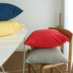 주조밍 트윌코튼 쿠션커버 modern color series(45x45)