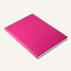 시그니처 노트북 (A6, Magenta)
