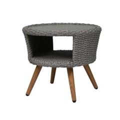비비안테이블 인테리어 디자인 카페 라탄 테이블