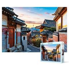 1000피스 직소퍼즐 - 북촌 한옥 마을_(2201072)