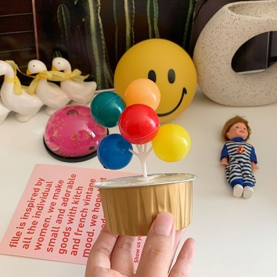 Berry Balloon Pick 베리벌룬픽
