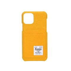 FENNEC C&S iPHONE 11PRO CARD CASE - YELLOW