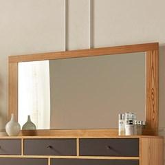 거울 벽거울 화장대거울 원목거울 사각경 와이드거울_(2423958)