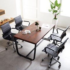 테이블세트 회의용테이블 사무실테이블 테이블 책상_(2423932)