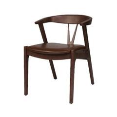 리온체어 영업용 카페 레스토랑 원목의자 식탁의자