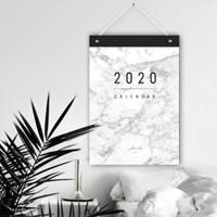 퍼니즈 2020년 모노마블 달력 모던 심플 벽걸이 캘린더