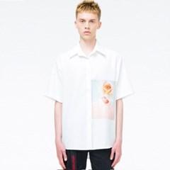 [더그레이티스트] 18 summer 02 플라워맨 셔츠