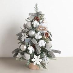 스노우천사그레이 트리 60cmP 크리스마스 미니 TRHMES_(1589281)