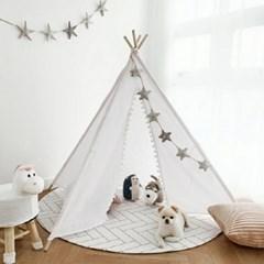 러블리 어린이 놀이방 인디언 텐트 - 5type