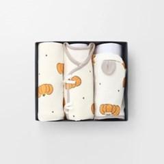 [메르베] 호바기 신생아 출산선물세트(배냇저고리+속싸_(1353143)