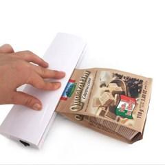 가정용 휴대용 간편 비닐 접착기 밀봉기