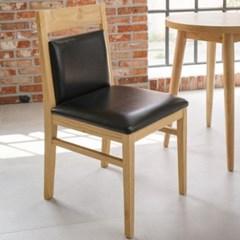 W385 업소용 카페 인테리어 디자인 목재 우드 체어 의자