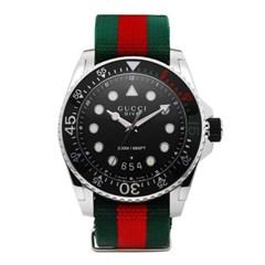 GUCCI 구찌 YA136209 G-Dive 남성 패브릭_(1219420)