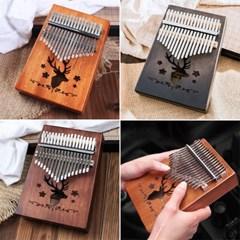 디듀오 17음계 칼림바 아프리카 악기 엄지 손가락 피아노