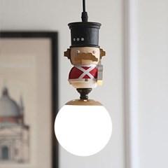 영국 근위병 1등 펜던트(LED전구포함)