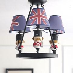 영국 근위병 3등 직부(LED전구포함)