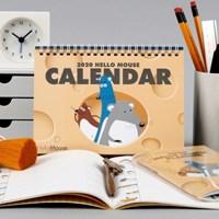 2020 Hello Mouse Calendar