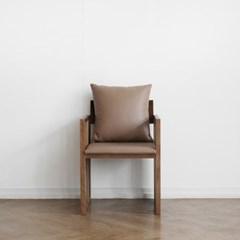 [헤리티지월넛] G형 의자 베이지_(1412865)