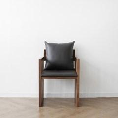[헤리티지월넛] G형 의자 딥브라운_(1412863)