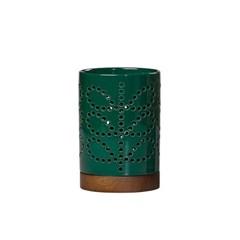 [올라카일리] 캔들 홀더 양초 케이스 스몰 그린_(1803331)
