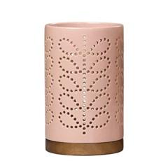 [올라카일리] 캔들 홀더 양초 케이스 라지 핑크_(1803329)