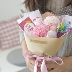 킨더조이 퐁퐁 꽃다발