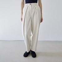 [pants] 소프트 핀턱 팬츠_(1377230)