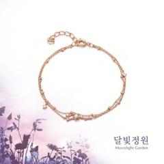 OST 오로라 볓빛드롭 달빛정원 팔찌(OTB119V03QPL)