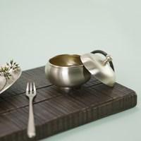 한놋 유기 종지 모음전 (4 type) 소스기 유기그릇 놋그릇