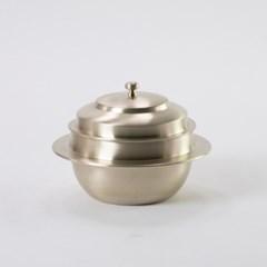 한놋 유기 밥솥 (5 size) 유기그릇 놋그릇