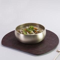 한놋 유기 옥면기 (3 size) 유기그릇 놋그릇