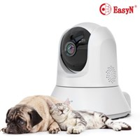 EasyCAM SAFE10 HD 고화질 반려동물 IP카메라 스마트폰 CCTV