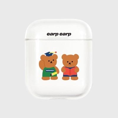 Smart bear friends-clear(Air pods)_(1369826)