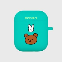 Bear and rabbit-mint(Air pods)_(1369786)
