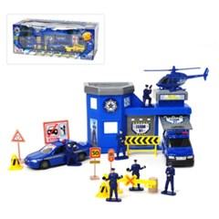 [모터맥스] 경찰 놀이세트 (20pcs) (540M78170)