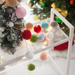 퐁퐁건전지전구 60Ø(mm) 330cmP 크리스마스 TROMCG_(1595655)