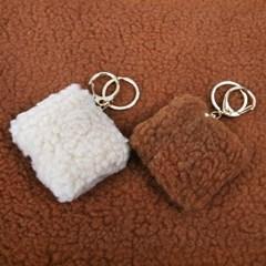[무료배송]양털 에어팟케이스&철가루방지 스티커