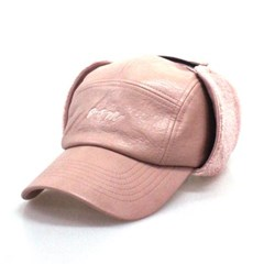 DFM KIDS PINK LEA EARFLIP CAMP-CAP