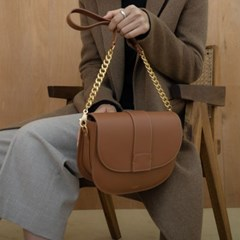 Saddle bag (Maple brown)