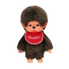 Premium Standard Monchhichi Brown Boy S
