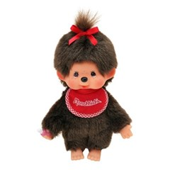 Premium Standard Monchhichi Brown Girl S