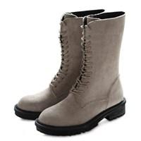 kami et muse Middle heel walker boots_KM19w124