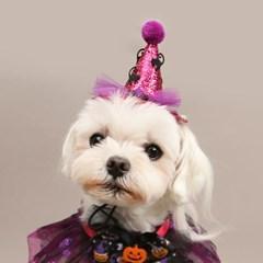 할로윈 모자(핑크)