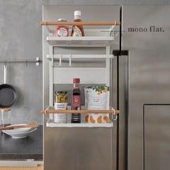 모노플랫 마그네틱 냉장고 사이드 선반 (대)_(12271508)